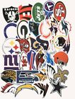 NFL LOGO DIE CUT VINYL STICKER All Teams Patriots Eagles Steelers Jets Packers