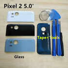 "Google Pixel 2 5.0"" Upper Rear Glass Battery Back Cover Lens Replacement Tools"