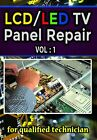 LCD/LED TV Panel Repair Book pdf Part 1 E-mail Fast Delivery