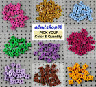 LEGO - Flower w/ Edge Knobs Petals - PICK YOUR COLORS Garden Farm 1x1 Plate Lot