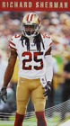2018 Richard Sherman 49ers Assorted  Cards......  use the drop down menu