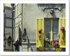 Arles (Provence, France) Art Imprint/Canvas Home Decor Wall Art Poster - E