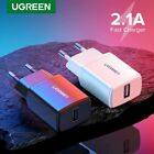Ugreen 10.5W USB Wall Charger Home Travel Plug Power Adapter for iPhone Samsung $6.43 USD on eBay