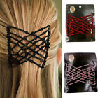 Flexible Butterfly Hair Clip Magic Elastic Hair Comb Women H