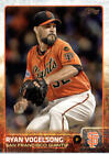 2015 Topps Update Baseball Card Pick
