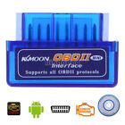 Mini ELM327 OBD2 II Bluetooth Auto Car OBD2 Diagnostic Interface Scanner Tool NE