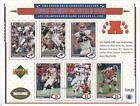 1992 Upper Deck Limited Edition Collector Sheets #AFC Thurman Thomas Andre Reed $8.3 USD on eBay
