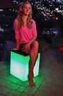 Main Access Pool Waterproof Color Changing Patio Floating LED Light Padded Seat
