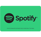 Spotify Gift Card $10, $30, or $60 - Email Delivery