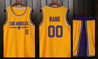 BALL 2, JAMES 23 & CUSTOM KID YOUTH BASKETBALL JERSEY SET LO