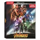 Aventers: Infinity War 4K UHD Blu-Ray Combo Pack Target Exclusive Digibook New