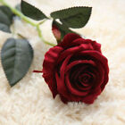 Artificial Fake Roses Silk Flower Wedding Home Bridal Bouquet Home Decor Newly