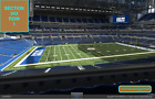 2 Front row Jacksonville Jaguars at Indianapolis Colts tickets section 343 row 1 on eBay