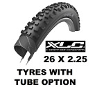 XLC TrialX 26 x 2.25 Mountain Bike Tyre Single/Twin With or Without Inner Tubes