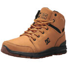 DC Shoes Men's Torstein Lace-Up Hi Top Boot Shoes Wheat Brown Footwear Hike