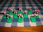 NFL,original vintage Electric Football team, San Francisco 49ers, (10), ex