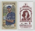 2011 Topps Gypsy Queen Mini Red Back #194 Lorenzo Cain Kansas City Royals Card