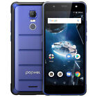 """Poptel P10 4G Smartphone Helio P23 5.5"""" 18:9 4G+64G Android 8.1 Octa Core NFC"""