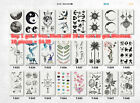 Kids' Waterproof Fashion Art Fake Body Temporary Tattoo Stickers Removable USA $4.39 USD on eBay