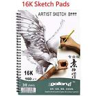 Sketch Pads Spiral Notebook Journal Paper Sketch Pad Series Paper Pad Heavyweigh