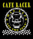 Cafe Racers T-Shirt Aged Look Biker 60's Ace 3XL 4XL 5XL This Life $32.74 USD on eBay