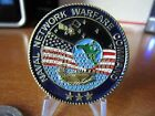 Naval Network Warfare Command NETWARCOM CPO Navy Chief Challenge Coin #489