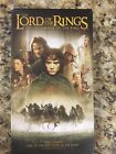 Lotd Of The Rings The Fellowship Of The Ring VHS Movie Rated PG-13