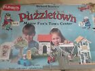 Richard Scarry's Puzzletown Playskool Build & Play World Set D 1976