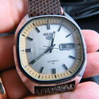 JAPAN 7009 SElKO NO.5 DAYDATE AUTOMATIC  MEN  WATCH