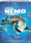DISNEYS FINDING NEMO (DVD, 2003, 2-Disc Set) INCLUDES INSERT AND SLEEVE