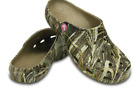 CROCS Womens Freesail Realtree Max-5 Camo CLOGS Sizes  9  or 10  NWT