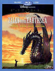 Tales From Earthsea (Blu-ray/DVD, 2015, 2-Disc Set) - No slipcover came w/ this