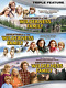 ADVENTURES OF THE WILDERNES...-ADVENTURES OF THE WILDERNESS FAMILY TRIPL DVD NEW