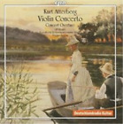 Violin Concerto, Concert Overture (Epple, Wallin) CD NEW