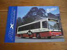 ALEXANDER STRIDER DENNIS, MB, SCANIA & VOLVO BUS COACH SALES BROCHURE