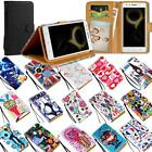 Leather Wallet Stand Flip Case Cover For Various Lenovo SmartPhones +Leather