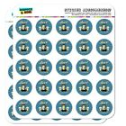 Beer It's a Liver Full of Fun Planner Calendar Scrapbooking Stickers