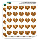 Beer Goggles Why Let Reality Ruin Night Heart Planner Scrapbook Craft Stickers