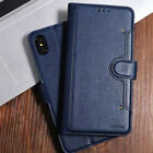 Luxury Wallet Flip Case Cover for Apple iPhone XR PU Leather, Credit Card