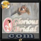 GloriousBridal.com A Great Domain for Wedding Dresses, Flowers, Bridal Services!
