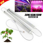 T8 LED Grow Light Panel Full Spectrum Lamp Hydroponics Plants Growing IR