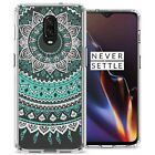 For OnePlus 6T Case TPU Bumper Hybrid Shockproof Slim Hard Phone Cover