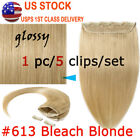 Premium one piece Clip in Real Remy Human Hair Extensions AP Top sale Cheap US