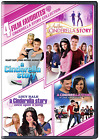 A Cinderella Story If The Shoe Fits 4 Film Bundle 4 pk DVD WarnerBrothers Family