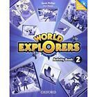 World Explorers: Level 2: Workbook with Online Practice Pack