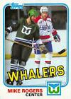 1981-82 Topps Hockey Card Pick A Player Complete Your Set Star Common Minor Star