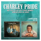 Charley Pride-She's Just an Old Love Turned Memory/Someone Loves You Hone CD NEW