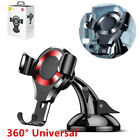 360° Gravity Car Mount Holder Cradle Device Fit For iPhone Phone GPS Part