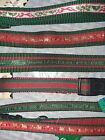 HOLIDAY ADJUSTABLE DOG COLLAR, ASST. CHRISTMAS PET COLLARS