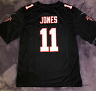 Julio Jones #11 Atlanta Falcons Men's Stitched Black Jersey NWT on eBay